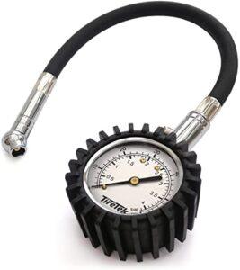 Manómetro para moto